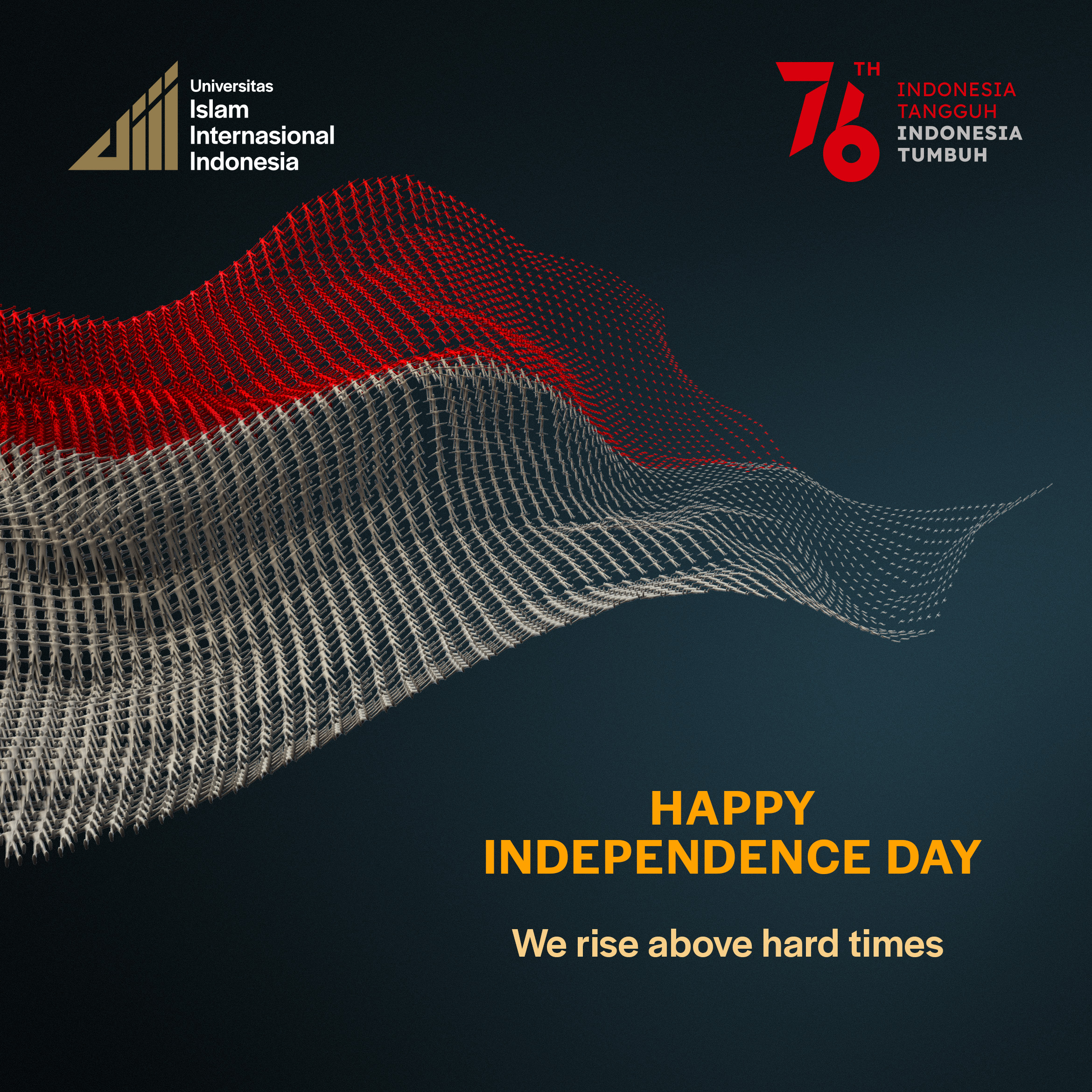 Happy Independence Day, Indonesia!